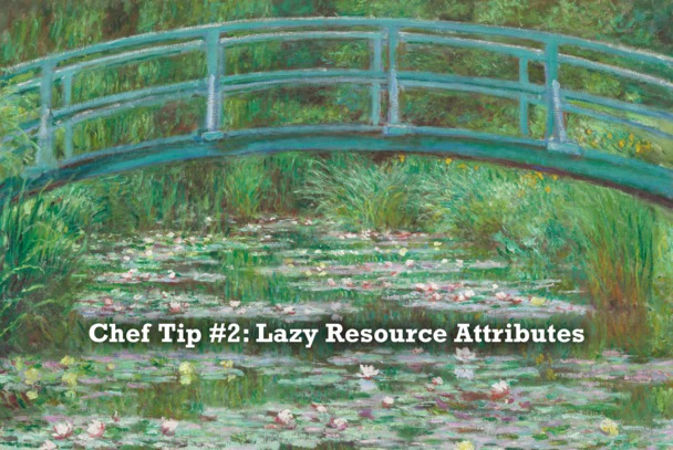 Tip 2: Lazy Resource Attributes